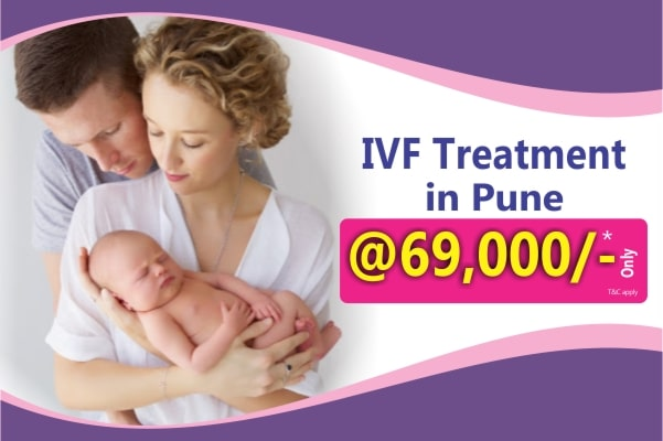 IVF Treatment Cost in Pune - 2021